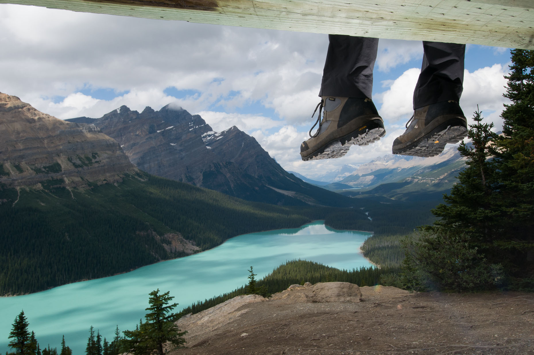 peyto lake, Kennan Harvey
